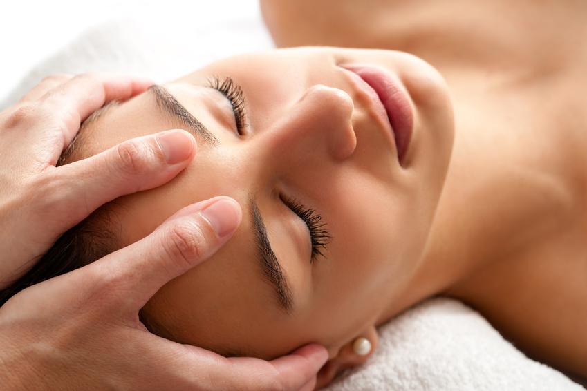 Duft und Massagen